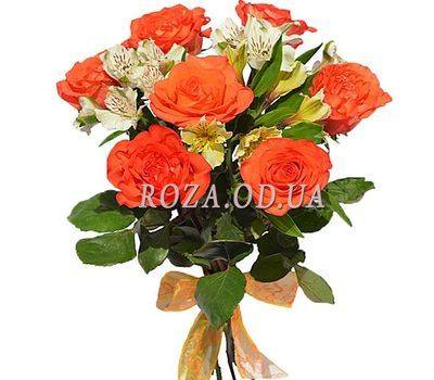 """Bouquet of roses Odessa"" in the online flower shop roza.od.ua"