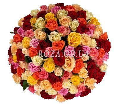 """""""Количество выбираете Вы"""" в интернет-магазине цветов roza.od.ua"""