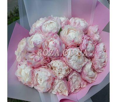 """""""Букет из 19 пионов"""" в интернет-магазине цветов roza.od.ua"""