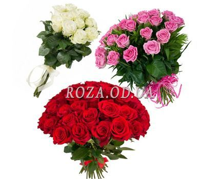 """Week of roses №2"" in the online flower shop roza.od.ua"