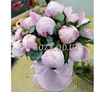 """15-pionov-v-korobke"" in the online flower shop roza.od.ua"