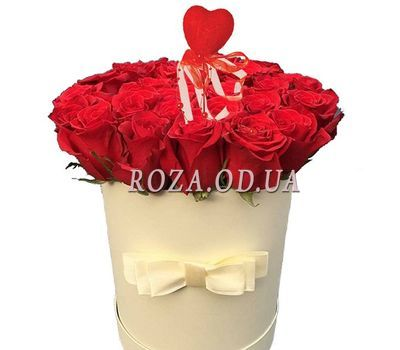 """Valentines Day"" in the online flower shop roza.od.ua"
