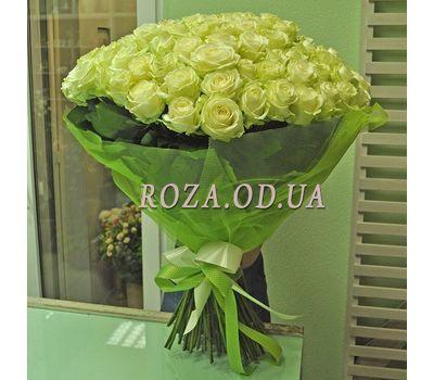 """""""101 roses Odessa - вид 2"""" в интернет-магазине цветов roza.od.ua"""