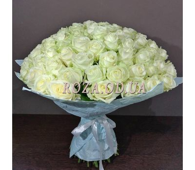 """""""101 roses Odessa - вид 4"""" в интернет-магазине цветов roza.od.ua"""