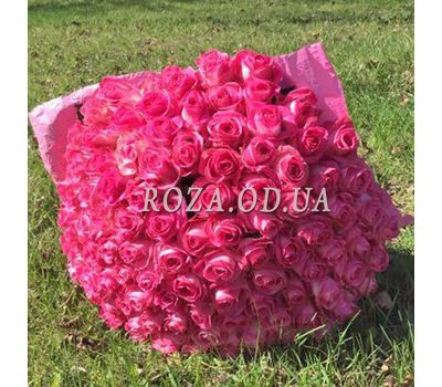 """101 pink rose 60 cm - view 2"" in the online flower shop roza.od.ua"