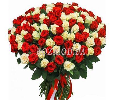 """101 rose 60 cm"" in the online flower shop roza.od.ua"