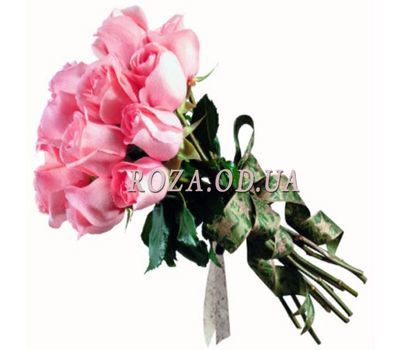 """11 import roses"" in the online flower shop roza.od.ua"