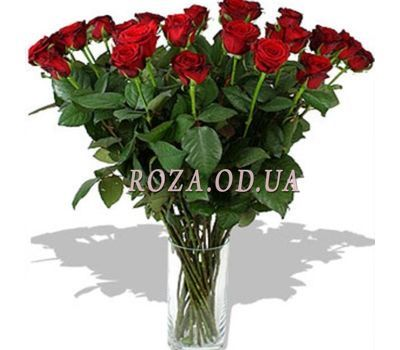 """21 imported red rose"" in the online flower shop roza.od.ua"
