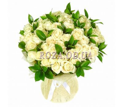 """Bouquet of 45 roses"" in the online flower shop roza.od.ua"
