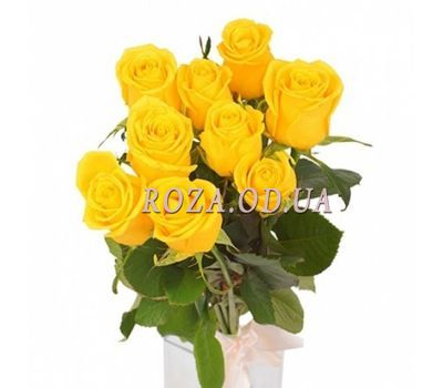 """Yellow roses"" in the online flower shop roza.od.ua"