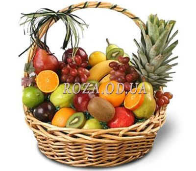 """Shopping cart 6-7 kg"" in the online flower shop roza.od.ua"
