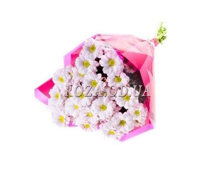 """Bouquet of chrysanthemum chamomile"" in the online flower shop roza.od.ua"