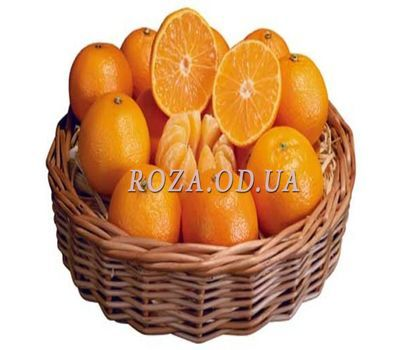 """Tangerines 4 kg"" in the online flower shop roza.od.ua"
