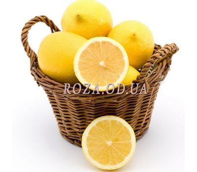 """""""Lemons 2 kg"""" in the online flower shop roza.od.ua"""