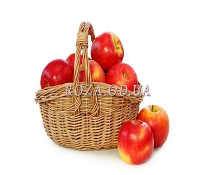 """Apples 4 kg"" in the online flower shop roza.od.ua"