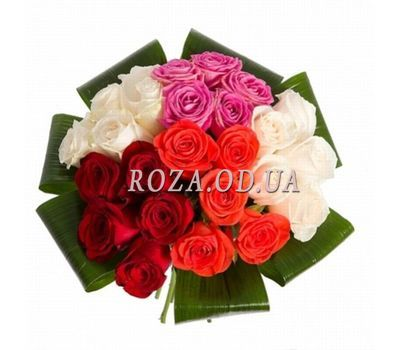 """Bouquet of roses in Odessa"" in the online flower shop roza.od.ua"