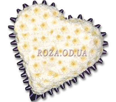 """Heart of Chrysanthemums"" in the online flower shop roza.od.ua"