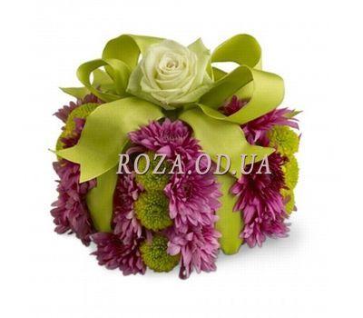 """Flower cake"" in the online flower shop roza.od.ua"