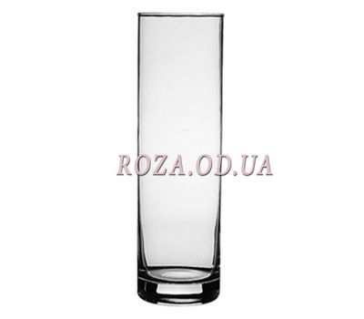 """Glass flower vase"" in the online flower shop roza.od.ua"