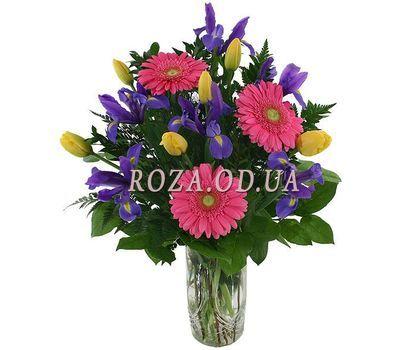 """""""Весенний букет цветов"""" в интернет-магазине цветов roza.od.ua"""