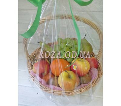 """Fruit in basket - photo 1"" in the online flower shop roza.od.ua"