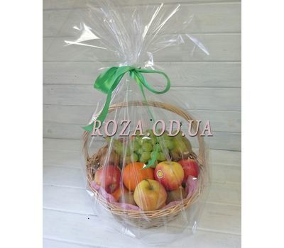 """Fruit in basket - photo 2"" in the online flower shop roza.od.ua"
