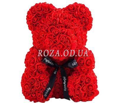 """Мишка из роз 3D"" в интернет-магазине цветов roza.od.ua"