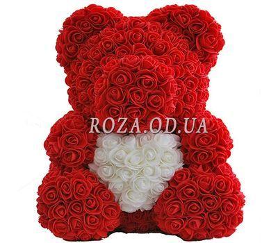 """""""Мишка из латексных роз"""" в интернет-магазине цветов roza.od.ua"""