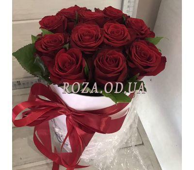 """11 роз в коробке - фото 6"" в интернет-магазине цветов roza.od.ua"