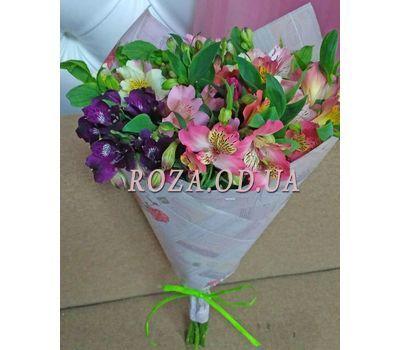 """15 alstroemeria 5"" in the online flower shop roza.od.ua"