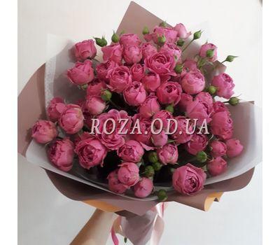 """""""15 кустовых роз 2"""" в интернет-магазине цветов roza.od.ua"""