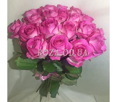 """19 pink roses 2"" in the online flower shop roza.od.ua"