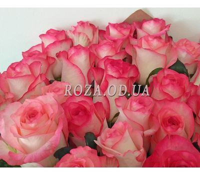 """51 roses Jumilia 2"" in the online flower shop roza.od.ua"