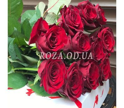 """11 roses 7"" in the online flower shop roza.od.ua"