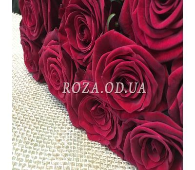 """17 red roses 1"" in the online flower shop roza.od.ua"