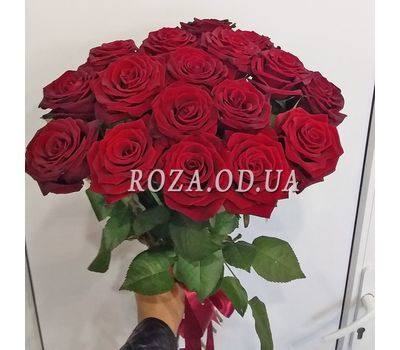 """17 red roses 2"" in the online flower shop roza.od.ua"