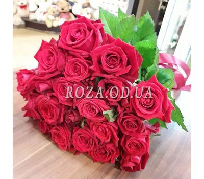 """21 Red Roses 1"" in the online flower shop roza.od.ua"