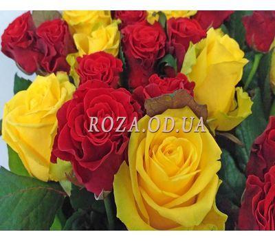 """""""Букет из 21 розы 1"""" в интернет-магазине цветов roza.od.ua"""