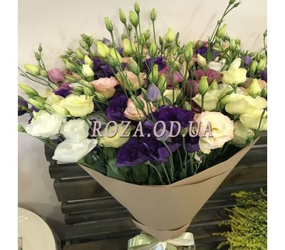 """Bouquet of wishes 2"" in the online flower shop roza.od.ua"