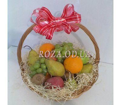 """Fruit in basket - photo 3"" in the online flower shop roza.od.ua"
