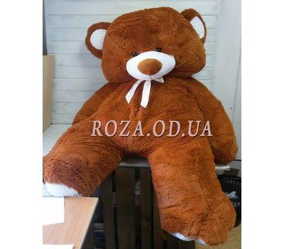 """Brown Teddy bear 2 m 1"" in the online flower shop roza.od.ua"