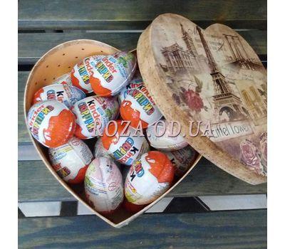 """Kinder box 1"" in the online flower shop roza.od.ua"