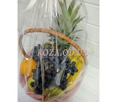 """Корзина с фруктами 2"" в интернет-магазине цветов roza.od.ua"