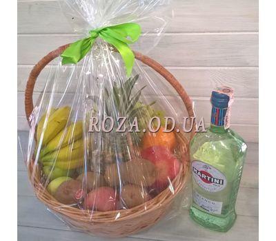 """Корзина с фруктами 3"" в интернет-магазине цветов roza.od.ua"