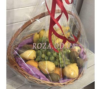 """Корзина с фруктами 1"" в интернет-магазине цветов roza.od.ua"