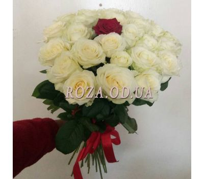 """You are the only one 4"" in the online flower shop roza.od.ua"