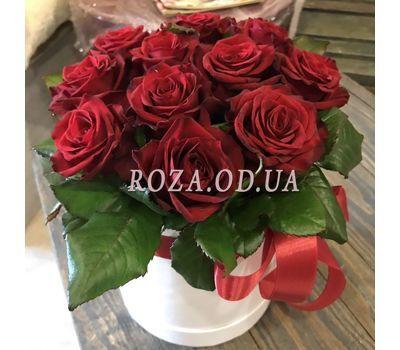 """11 роз в коробке 11"" в интернет-магазине цветов roza.od.ua"