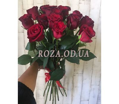 """15 red roses 2"" in the online flower shop roza.od.ua"