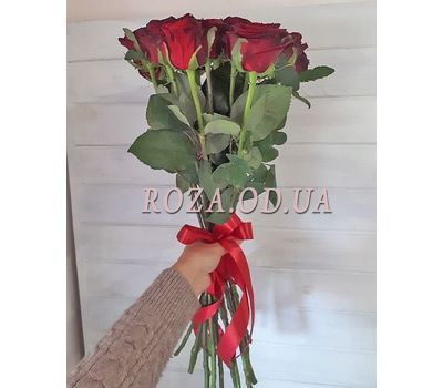 """15 red roses 3"" in the online flower shop roza.od.ua"