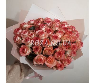 """51 roses Jumilia 8"" in the online flower shop roza.od.ua"